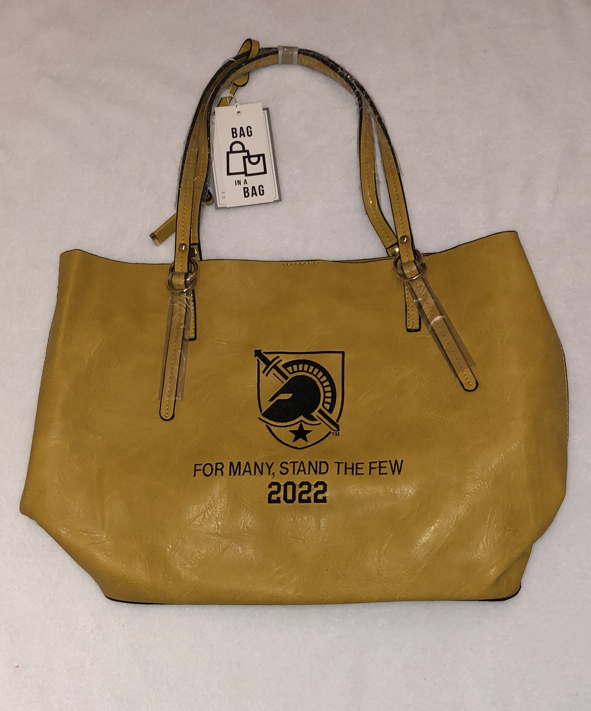 Gold bag new